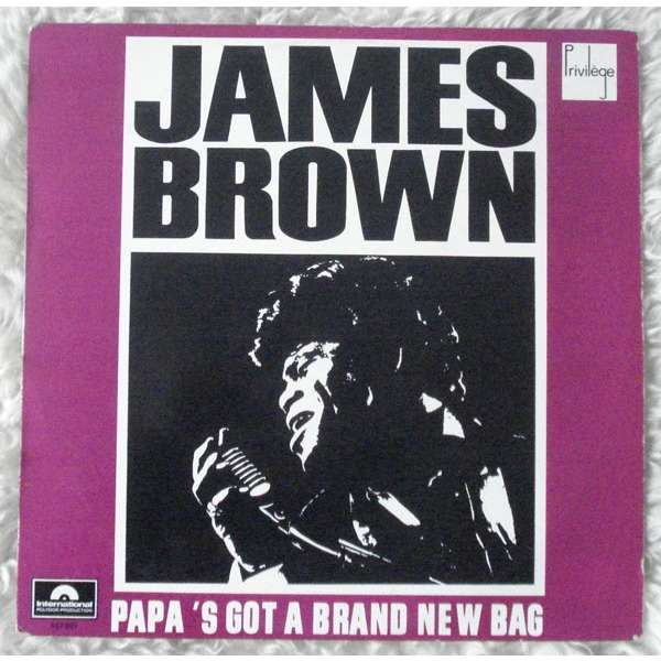 Papa S Got A Brand New Bag Songfacts Ahoy Comics