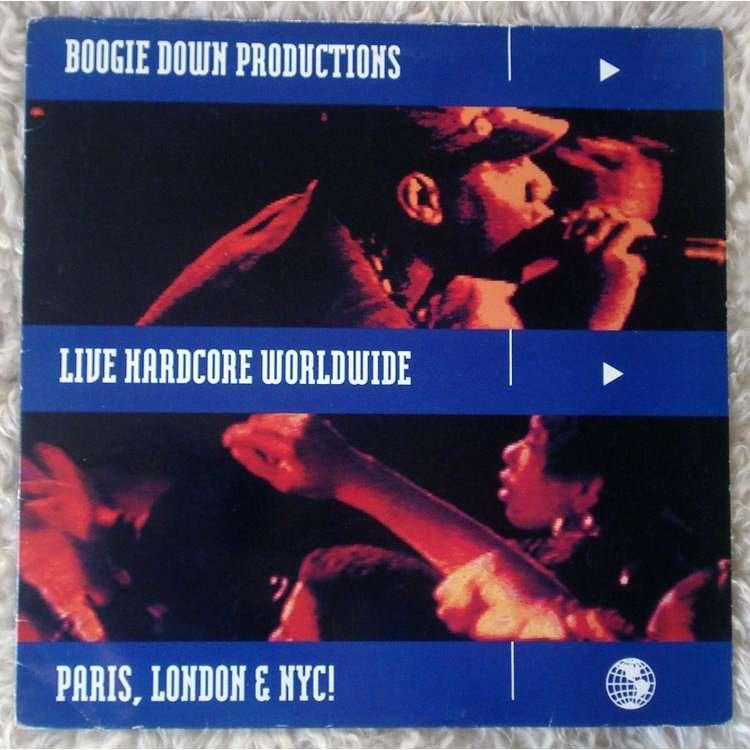 Boogie Down Productions Live Hardcore Worldwide Avi 50
