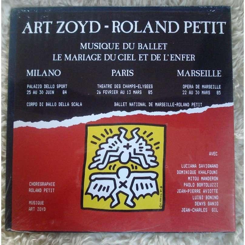 Art Zoyd - Musique Du Ballet De Roland Petit: Le Mariage Du Ciel Et De L'Enfer