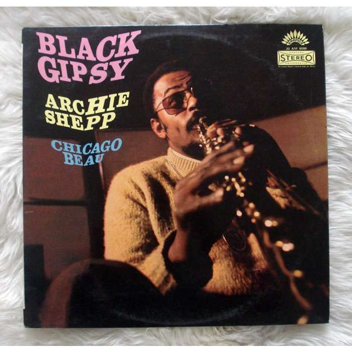 Archie Shepp - The Tradition
