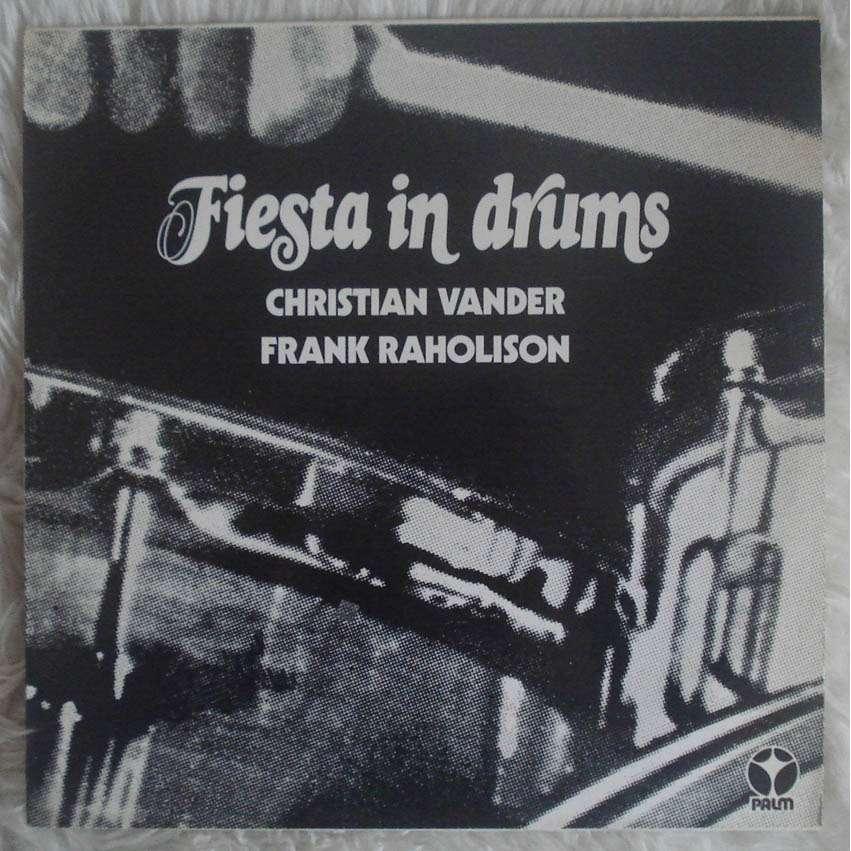 Christian Vander / Frank Raholison fiesta in drums ( drum breaks a gogo )