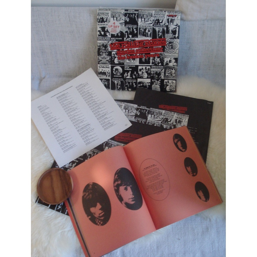 Singles Collection The London Years Complete W