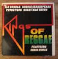 VA-PETER TOSH,SLY DUNBAR... - KINGS OF REGGAE featuring chris hinze - 33T