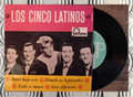LOS CINCO LATINOS - AMOR BAJO CERO/ DIMELO EN SEPTIEMBRE ... - 45T (SP 2 titres)