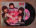 LES CHARLOTS - T.V.A T.V.A / NECRO BOSSA ... - 45T (EP 4 titres)