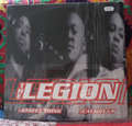 THE LEGION - street thing / caught up - Maxi 33T