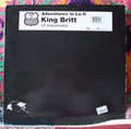 KING BRITT - ADVENTURES IN LO FI INSTRUMENTALS - 33T x 2
