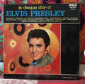 ELVIS PRESLEY - LE DISQUE D'OR - 33T