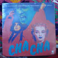 HERMAN BROOD NINA HAGEN - CHA CHA THE SOUNDTRACK - LP