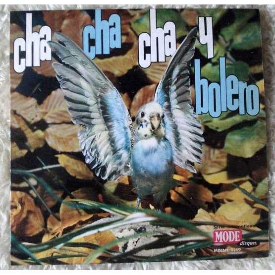 RENE TOUZET, TITO PUENTE, MACHITO ... - Cha Cha Cha y Bolero - LP