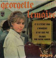 GEORGETTE LEMAIRE et si c'etait vrai + 3