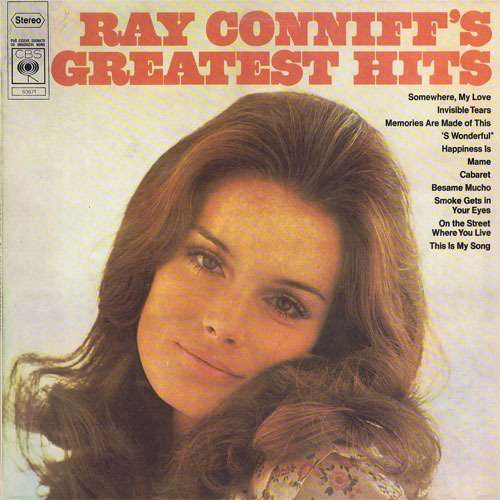 Greatest Hits 1957 1969 By Ray Conniff Lp With Gmsi