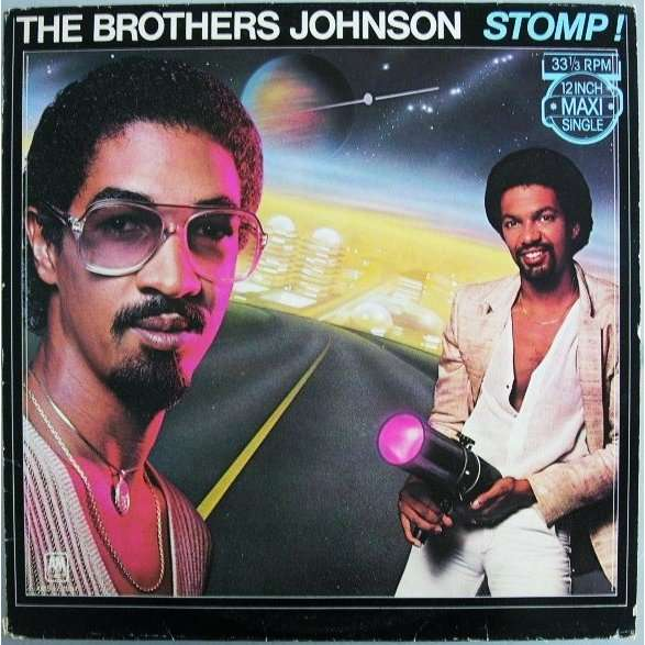 BROTHERS JOHNSON stomp ! // let's swing