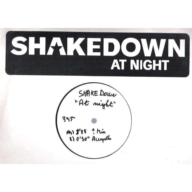 shakedown at night acapella