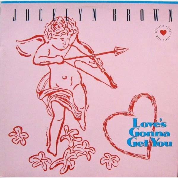 Jocelyn BROWN love's gonna get you - 4mix