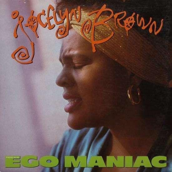 Jocelyn BROWN ego maniac - 3mix / love's gonna get you , acap.