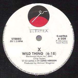 X. wild thing , 12 mix // true love , part. 2