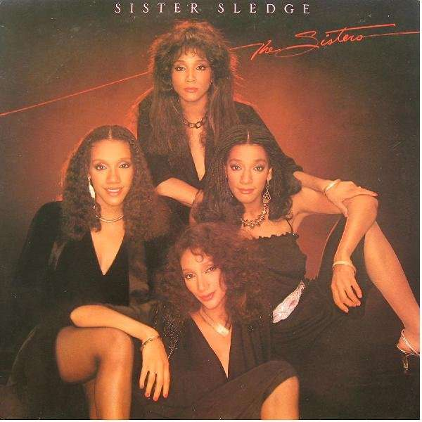 Close Sister Sledge The Sisters Lp