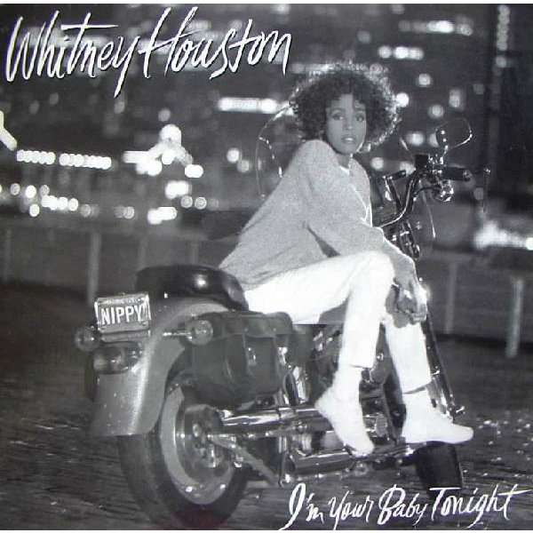 I M Your Baby Tonight By Whitney Houston Lp With Gmsi