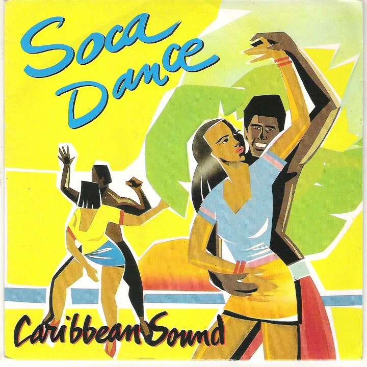Caribbean Sound Caribbean Sound: Soca Dance // Soca Beach De CARIBBEAN SOUND, SP Chez Gmsi