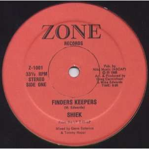 SHIEK finders keepers - 3mix