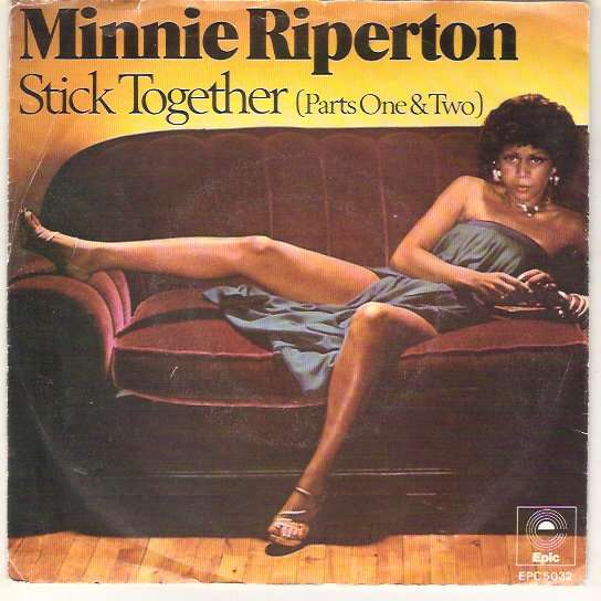 Minnie RIPERTON - stick together , part.1 // part. 2 - 7inch