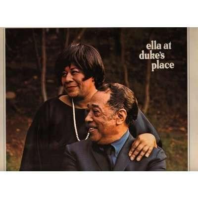 Ella At Duke S Place By Ella Fitzgerald Duke Ellington