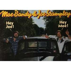 MOE BANDY & JOE STAMPLEY HEY JOE ! HEY MOE !  ..  PROMO