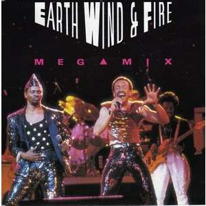 EARTH WIND & FIRE MEGAMIX ( SEPTEMBER   LET'S GROOVE   ROCK THAT !   BOOGIE  WONDERLAND ) - ROCK THAT !