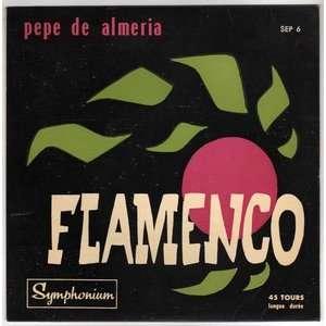 Pepe De Almeria - Guitare Flamenco