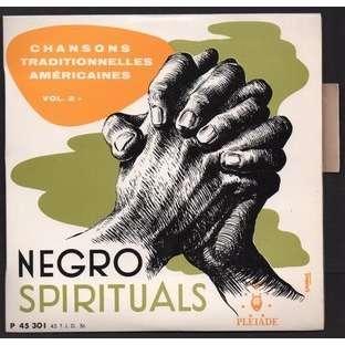 Negro Spirituals Deep River Every Time I Feel The