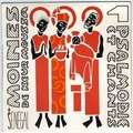 CHOEUR DES MOINES PRIEURE DE KEUR MOUSSA - PSALMODIE ET CHANTS CHRETIENS POPULAIRES SENEGALAIS EN LANGUE OUOLOF - Mini LP