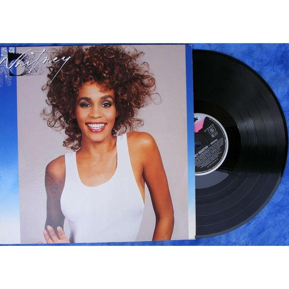 Whitney By Whitney Houston Lp With Grey91 Ref 114682437