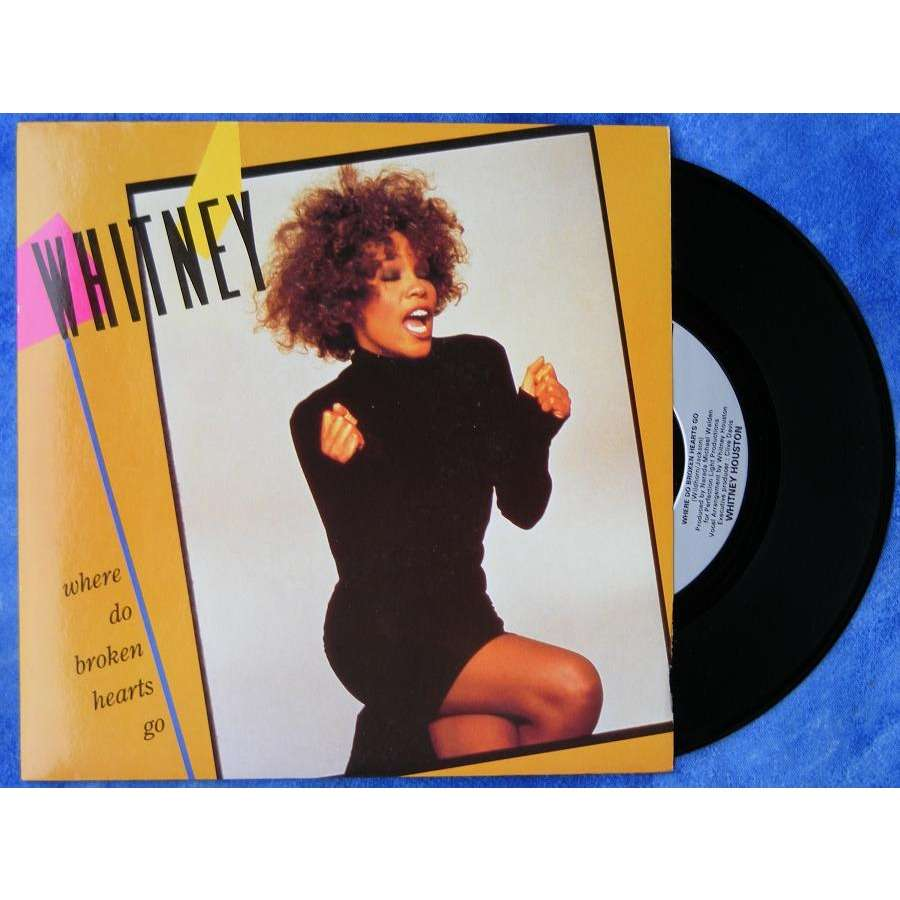 Where Do Broken Hearts Go Where You Are By Whitney