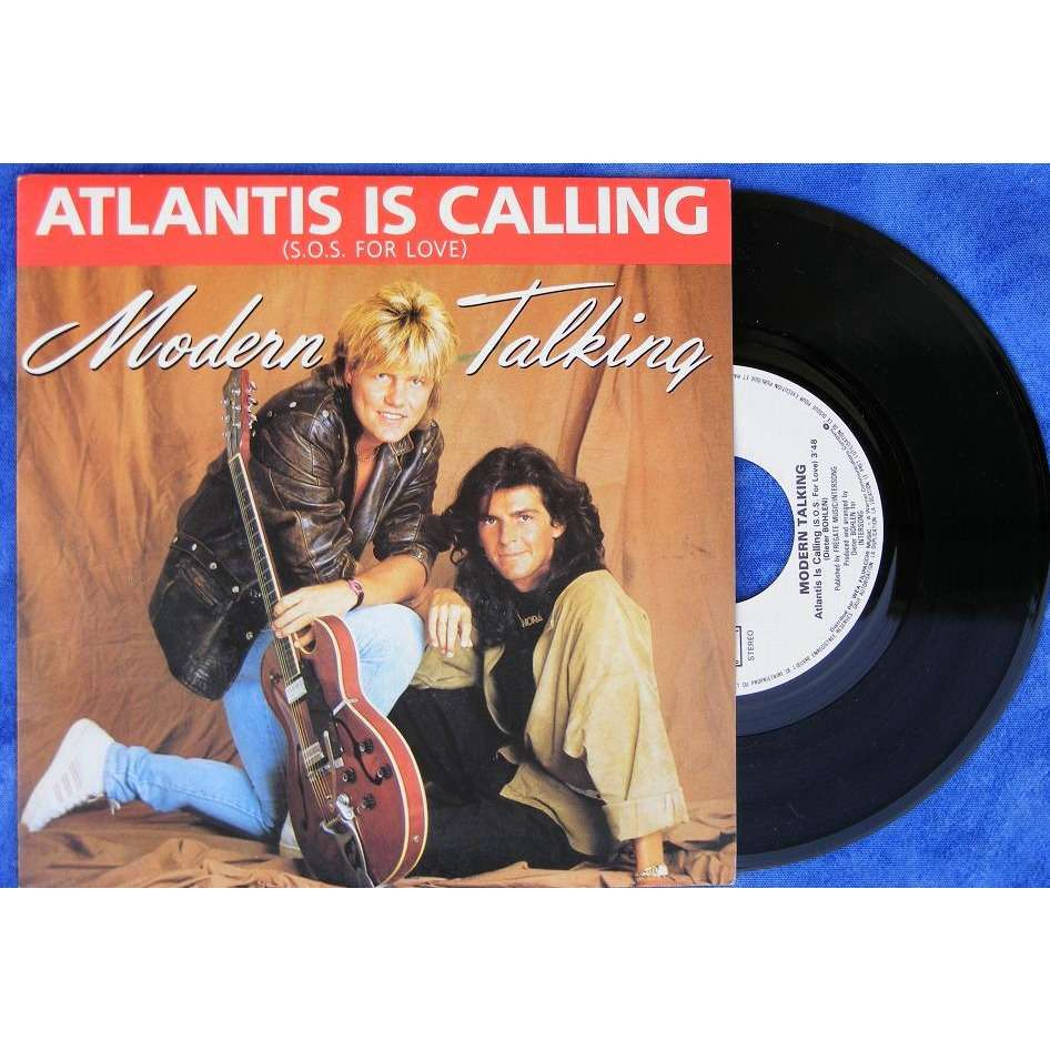 Modern Talking – Atlantis Is Calling (S.O.S. for Love ...