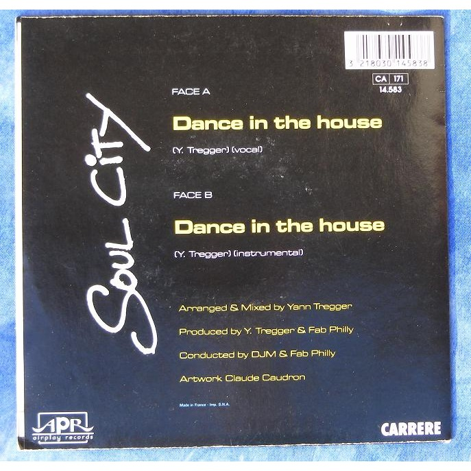 soul city dance in the house