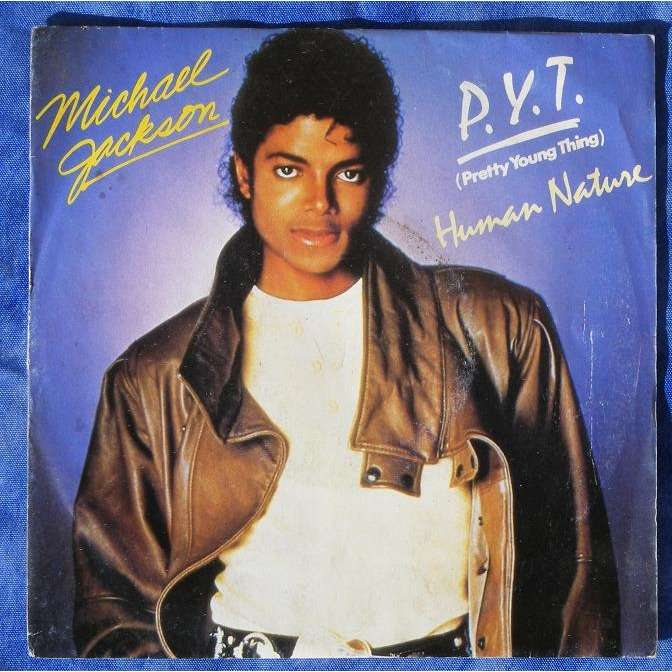 P Y T Pretty Young Thing Human Nature By Michael