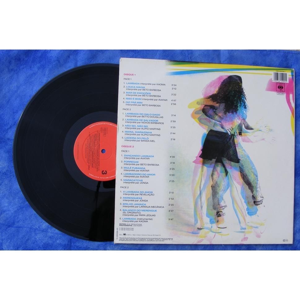Lambada Original Version 20 Tracks By Various Artists