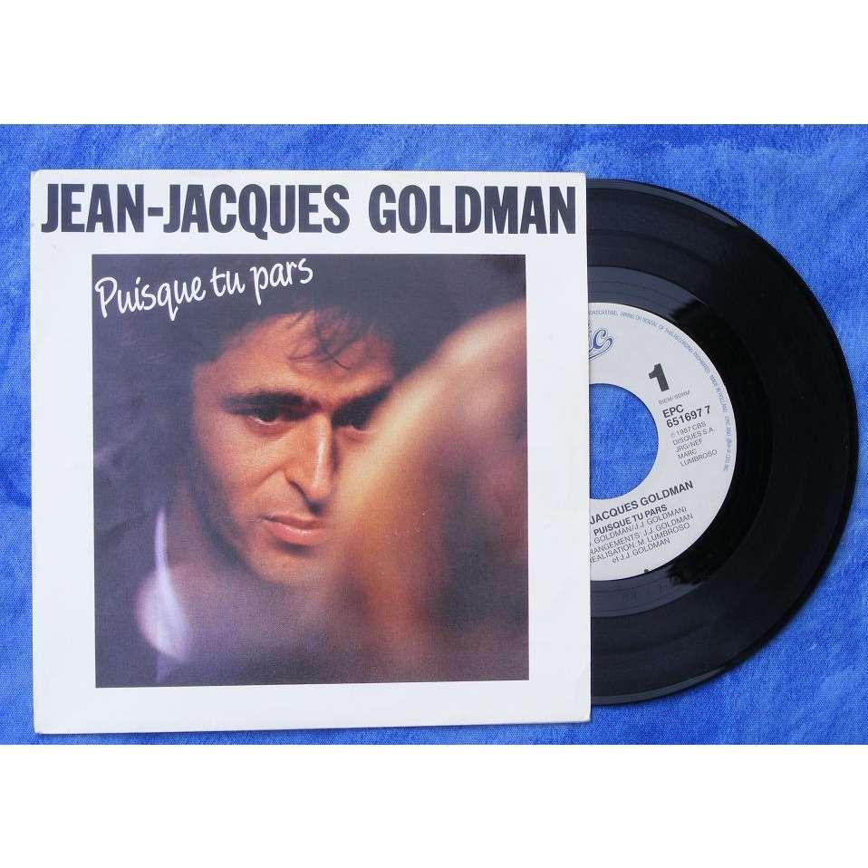 Übersetzung Fredericks Goldman Jones - Puisque tu …
