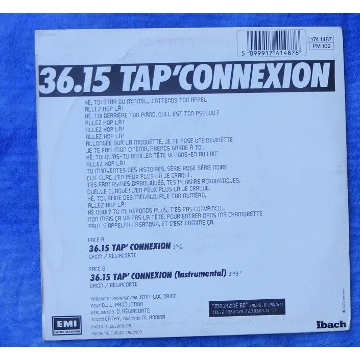 magazine 60 36.15 tap'connexion / instru