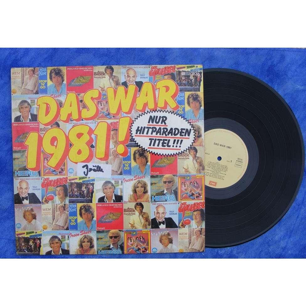 various das war 1981 !