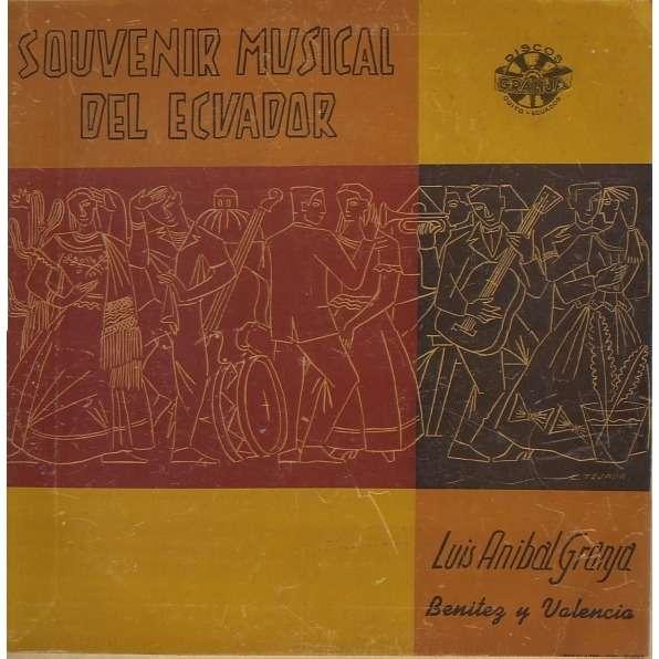 Luis Anibal Granja souvenir musical del Ecuador
