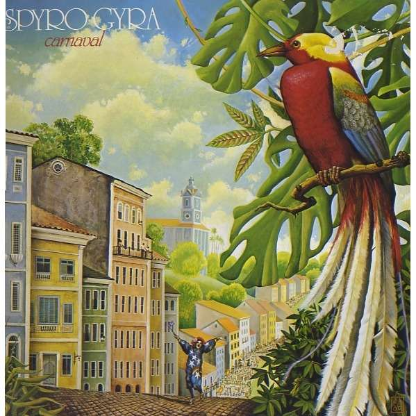 Carnaval By Spyrogyra Lp With Grigo Ref 114713805