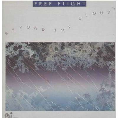 free flight beyond the clouds