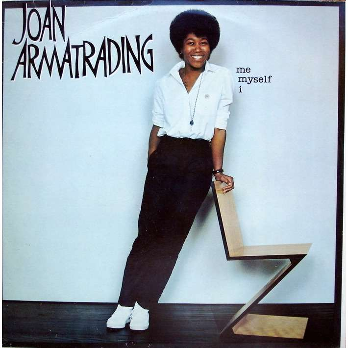 Me Myself I By Joan Armatrading Lp With Grigo Ref 114768672