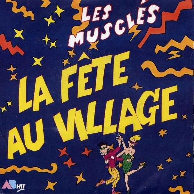 musclés, les la fête au village