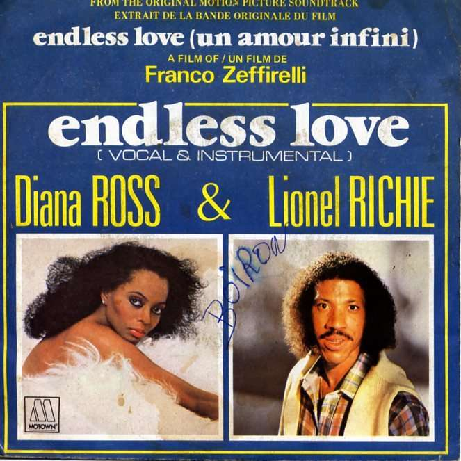 endless love lionel ritchie: