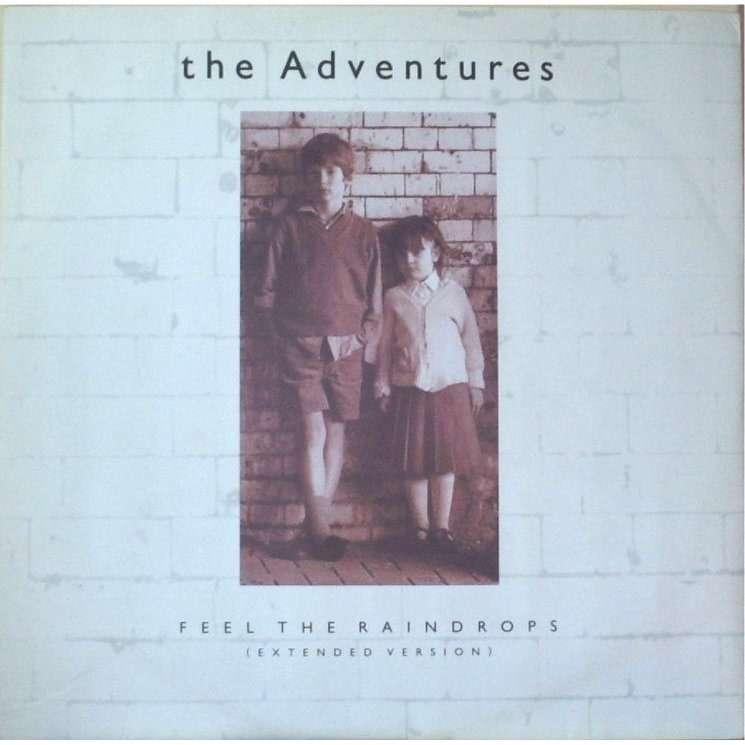 the adventures feel the raindrops / nowhere near me - tristesse en vitesse