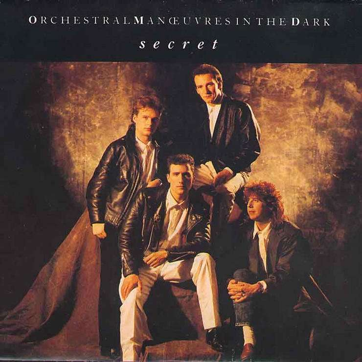 Secret Drift By Orchestral Manoeuvres In The Dark
