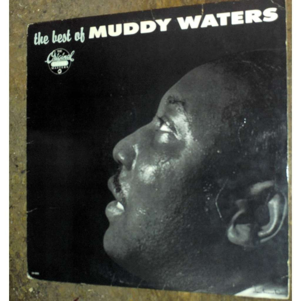 The Best Of Muddy Waters By Muddy Waters Lp With Grigo